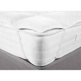 image-Flaxby Duck Feather & Down Topper Single 3'0 Single