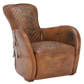 image-Timothy Oulton Saddle Chair, Buckd n Brokn