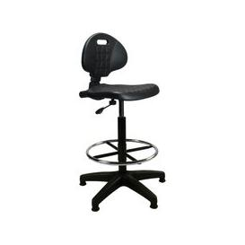 image-Prema Draughtsman Chair, Black