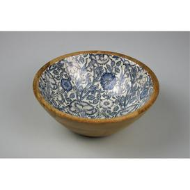image-Alexei Decorative Bowl Lily Manor Size: 24cm H x 24cm W x 11cm D