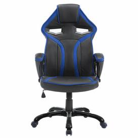 image-Goplus Roadster Ergonomic Gaming Chair Symple Stuff