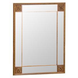 image-Florence Leaner Gold Frame Mirror 115 x 145