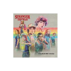 image-Stranger Things Calendar 2021