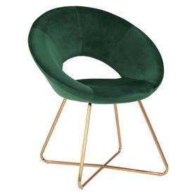 image-Fraipont Tub Chair Fairmont Park Upholstery Colour: Green