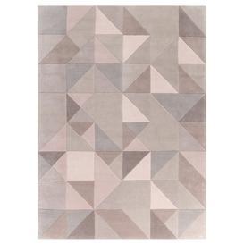 image-Tielles Neutral Rug - 200 x 300 cm / Grey / Wool
