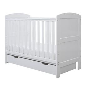 image-Coleby Cot Bed with Mattress