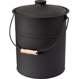 image-Lummus Ash Bucket Steel Fireplace Tool Sol 72 Outdoor