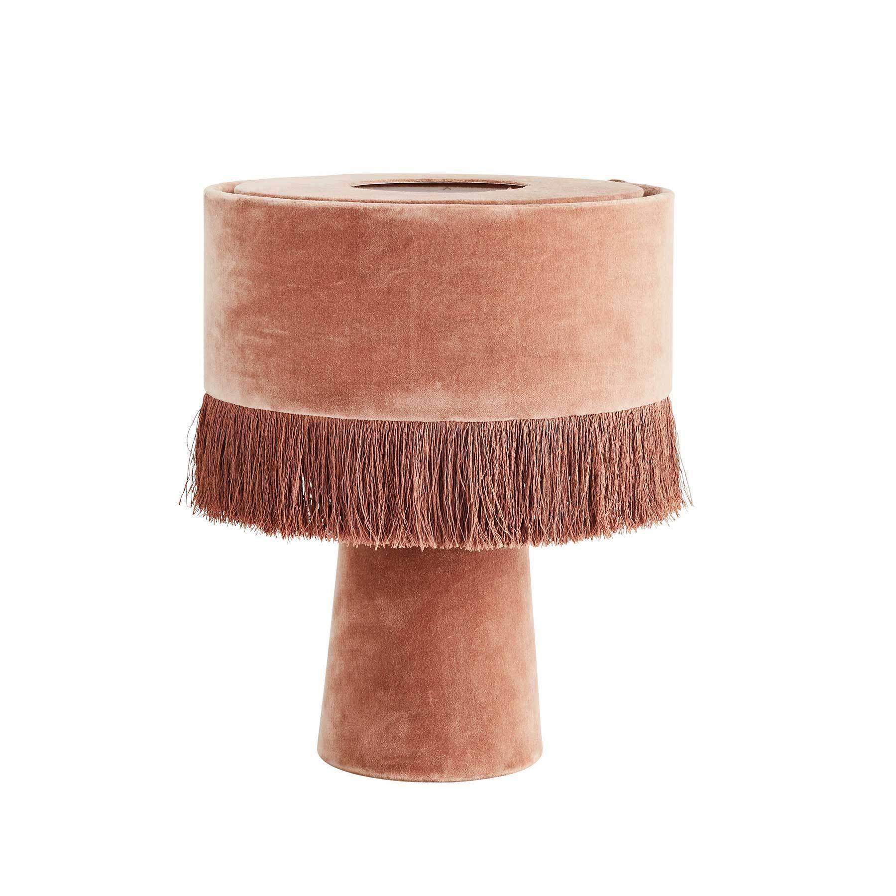 image-MARAIS TABLE LAMP IN ROSE