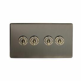 image-Wetumka Wall Mounted Light Switch Symple Stuff