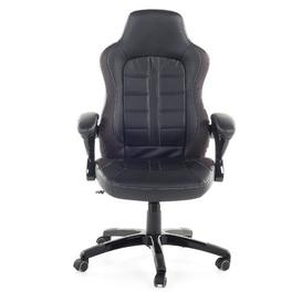 image-Desk Chair Symple Stuff Colour: Black with Dark Brown