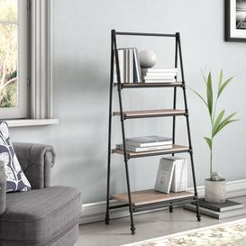 image-Vazquez Ladder Bookcase Borough Wharf