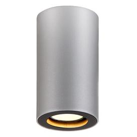 image-Nolette 1 Light Ceiling Spotlight Brayden Studio Finish: Silver