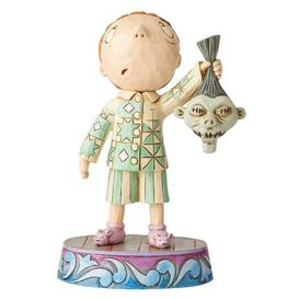 image-Nightmare Before Christmas Timmy with Shrunken Head Figurine