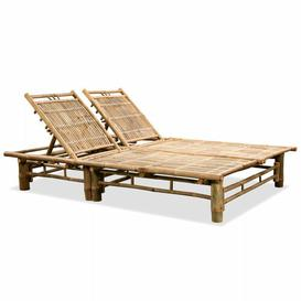 image-Verano Double Reclining Sun Lounger Bay Isle Home