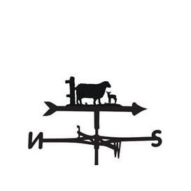 image-Sheep Weathervane - Medium (Cottage)