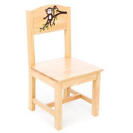 image-Monkey on Branch Children's Desk Chair Just Kids