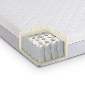 image-Select Hybrid Latex Mattress Dormeo Size: Super King (6')