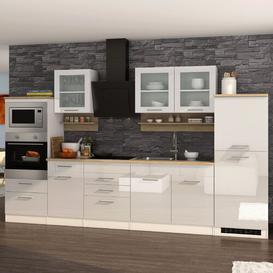 image-Denny Kitchen Pantry Ebern Designs Farbe: Weiß