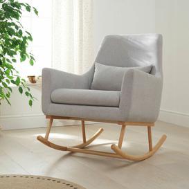 image-Oscar Rocking Chair - Pebble Grey