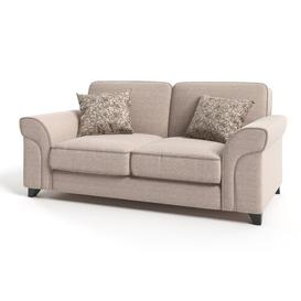 image-Forthill 2 Seater Loveseat Ophelia & Co. Upholstery: Beige