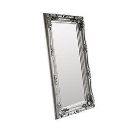 image-Gallery Carved Louis Leaner Full Length Mirror