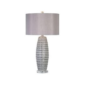 image-Brescia Table Lamp In Taupe Grey