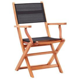 image-Zenor Folding Garden Chair Dakota Fields