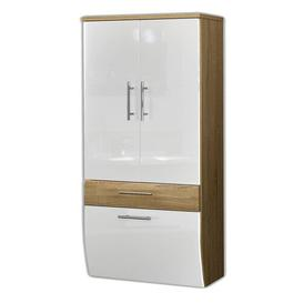 image-Salona 70 x 134.5cm Wall Mounted Cabinet Belfry Bathroom