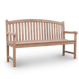 image-Clarette Teak Bench Sol 72 Outdoor