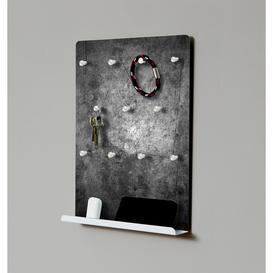 image-Glowe 30 Motiv M11 Concrete Key Hook