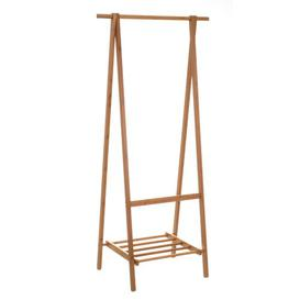 image-Bamboo 52cm Wide Clothes Rack Symple Stuff