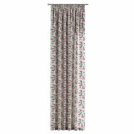 image-Monet Pencil Pleat Blackout Single Curtain Dekoria Maße pro Stück: 260cm H x 130cm W