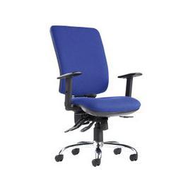 image-Polnoon 24HR Ergonomic Task Chair, Slip