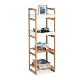 image-Kassidy 36 x 110cm Free-Standing Bathroom Shelves House of Hampton