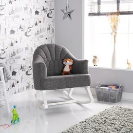 image-Round Back Rocking Chair Obaby