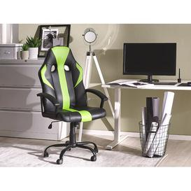image-Executive Chair Symple Stuff Colour: Green