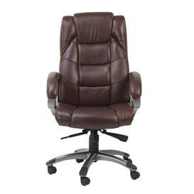 image-Nobbler Home And Office Executive Chair In Brown