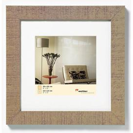 image-Redfield Picture Frame ClassicLiving Colour: Beige brown, Size: 50cm H x 50cm W