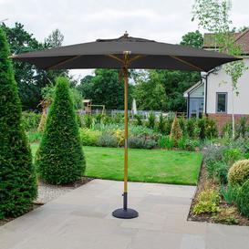 image-Brussels 3m x 2m Rectangular Traditional Parasol Freeport Park