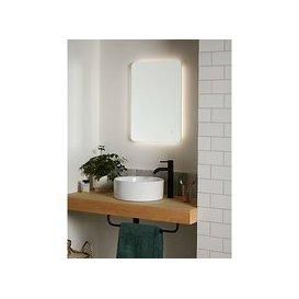 image-John Lewis & Partners Halo Colour Changing Illuminated Bathroom Mirror