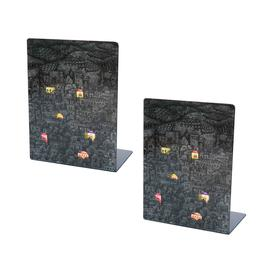 image-Fornasetti - Gerusalemme di Notte Bookends - Set of 2