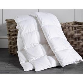 image-Die Zudecke Hungarian Goose Feather and Down Duvet 4.5 tog Single (135cm x 200cm)