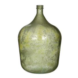 image-Cranmer Floor Vase Beachcrest Home Colour: Green