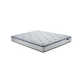 image-SleepSoul Air Open Coil Double Mattress In White