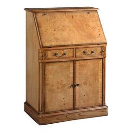 image-Lockett Secretary Desk Union Rustic