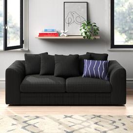 image-Moana 3 Seater Sofa Zipcode Design