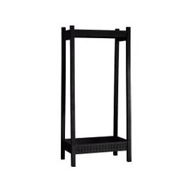 image-Sadie Clothes Rack in Charcoal
