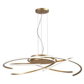 image-Julianna Indoor 1-Light LED Novelty Pendant Canora Grey Finish: Bronze