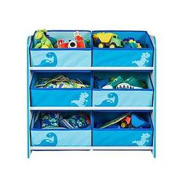 image-Hello Home Dinosaurs Kids Toy Storage Unit
