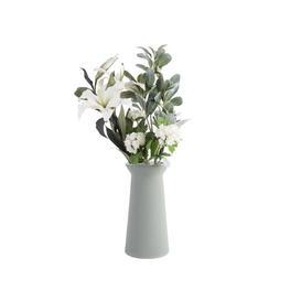 image-Cast Table Vase Present Time